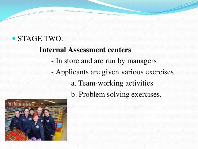 organizational audit of tesco It has been assessed that the proper audit and evaluations enhance the industry   strategic planning at tesco is an organizational management exercise which.
