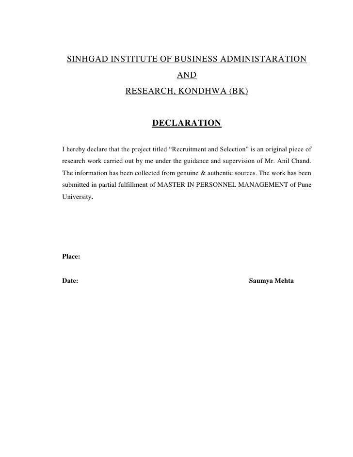 Job Application Letter For Unemployed