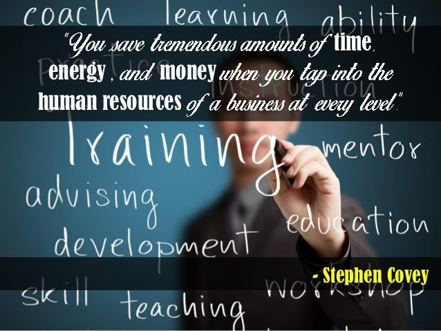 Human Resources Quotes Inspiration