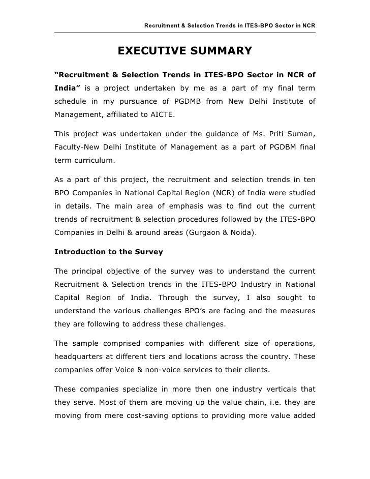 Hr recruitment _selection_bpo_sector_final_502 Slide 2