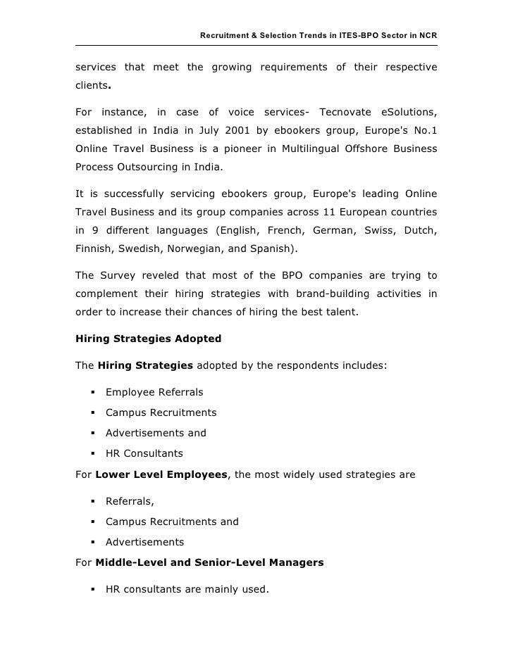 Hr recruitment _selection_bpo_sector_final_502 Slide 3