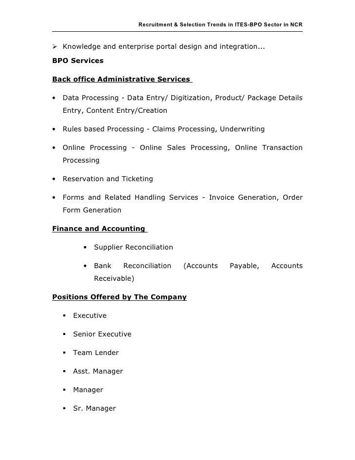 Beste Bank Back Office Lebenslauf Format Ideen - Entry Level Resume ...