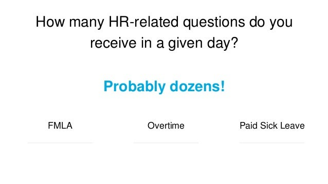 The HR Resource Journey: Knowing Where to Find HR Answers When You Do…