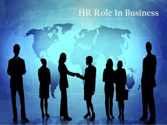 HR Role In Business