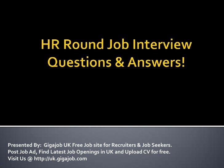 Presented By: Gigajob UK Free Job site for Recruiters & Job Seekers.Post Job Ad, Find Latest Job Openings in UK and Upload...