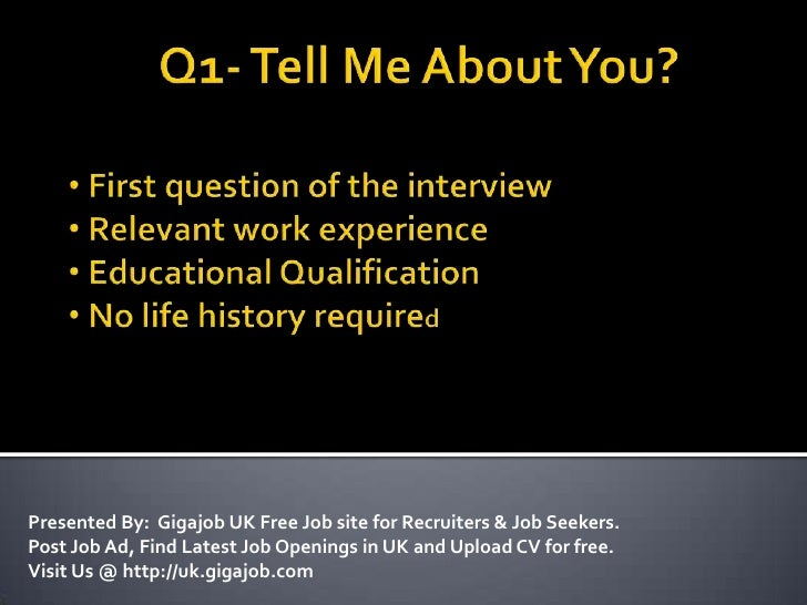 Hr round job interview questions & answers!