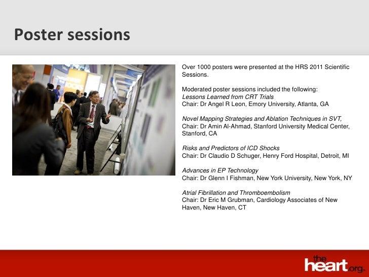 HRS 2011 research highlights: A slideshow presentation