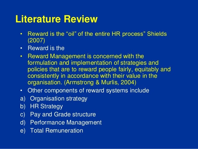 the link between performance and reward Missed any of the previous films you can catch up here: how can you strengthen the link between reward and performance management what trends are you seeing in.