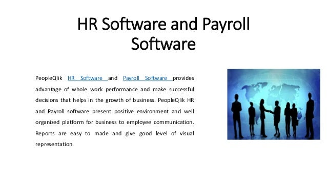 Cloud HR and Payroll Software Solutions - PeopleQlik