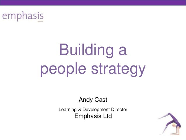Building a people strategy nandos