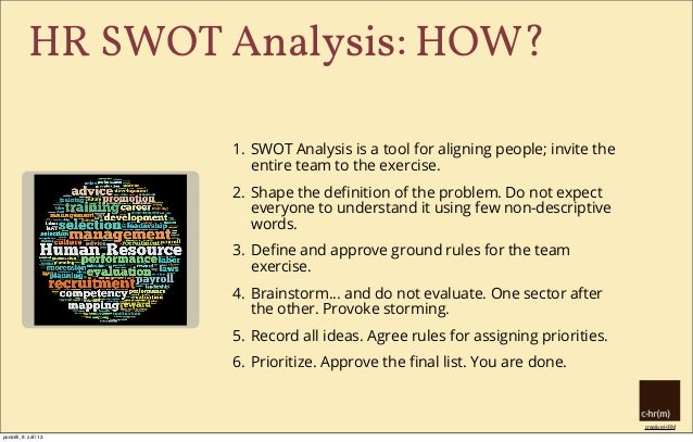 swot of hrms industry Oracle swot analysis posted on august 6, 2012 by john dudovskiy standing for strengths, weaknesses, opportunities and threats, swot analysis represents a strategic analytical tool to be used for company analysis.