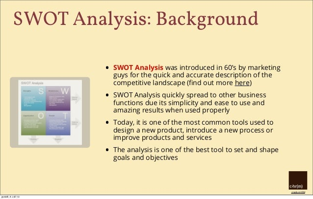 Hr Swot Analysis: Introduce Effective Hr Management