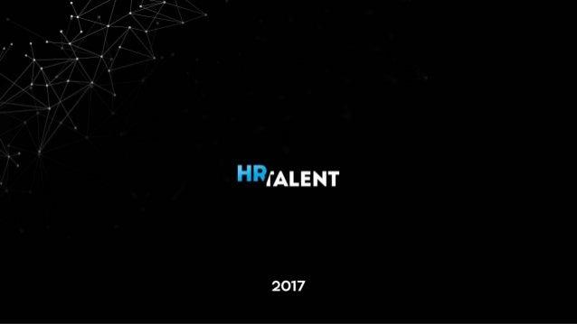 HRTalent 2017 - Nominujte svoj talent!