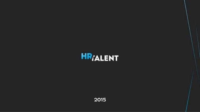 HRTalent 2015