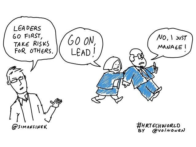 Cartoons from HR Tech World London 2016  Slide 3