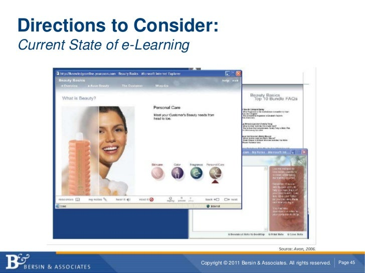 Learning Integrated with Applications<br />Learning Integrated into the Application<br />
