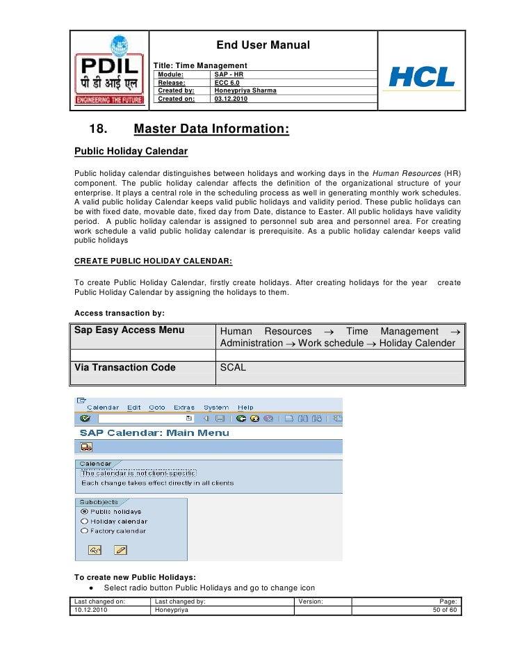 sap hr time management user guide www sapdocs info rh slideshare net sap hr om user manual pdf sap hr user guide