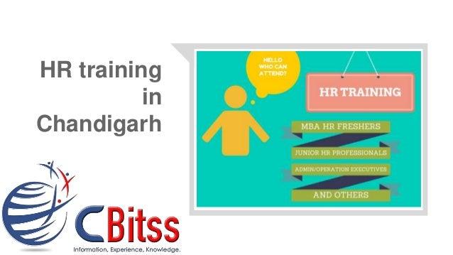 HR training in Chandigarh