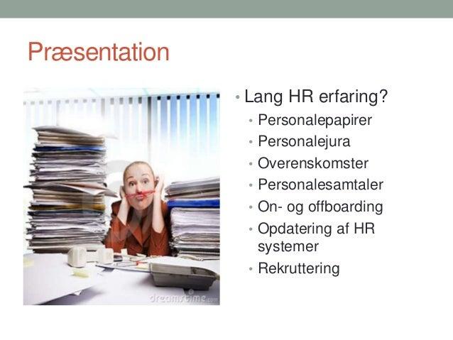 Hr trends 2014 - Maya Drøschler Slide 2