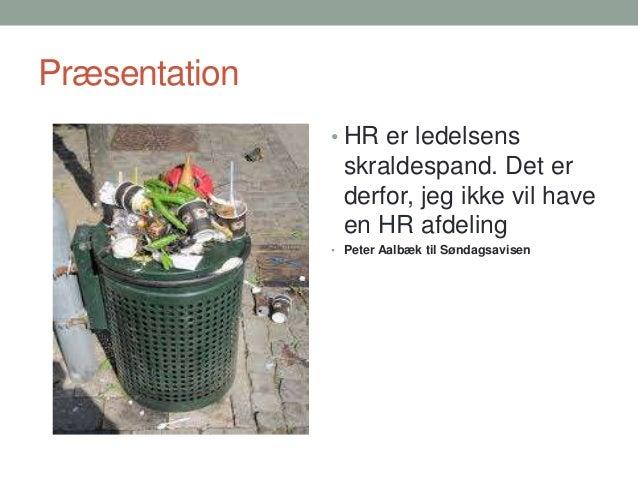 Hr trends 2014 - Maya Drøschler Slide 3