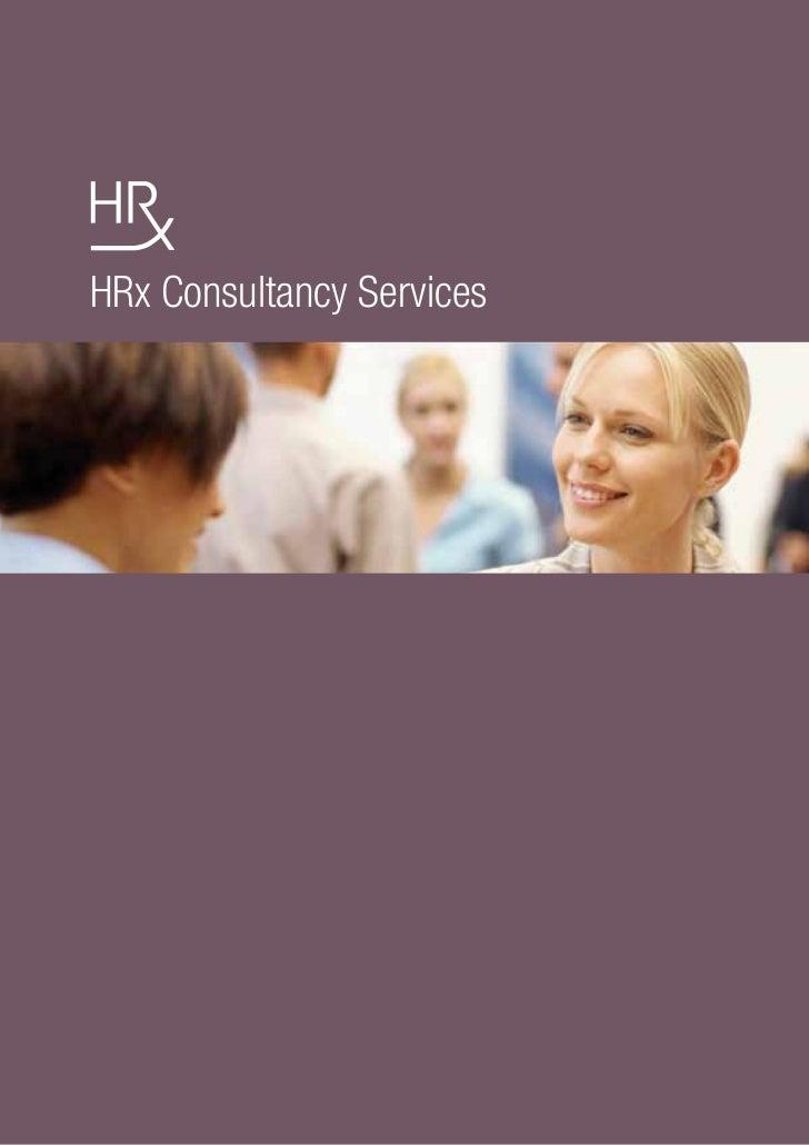 HRx Consultancy Services