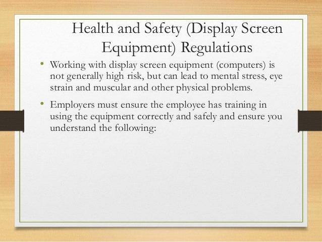 Health Amp Safety