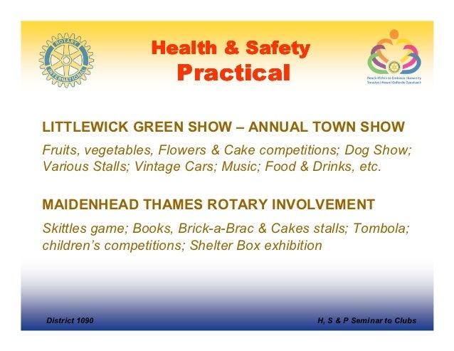 Maidenhead Dog Show