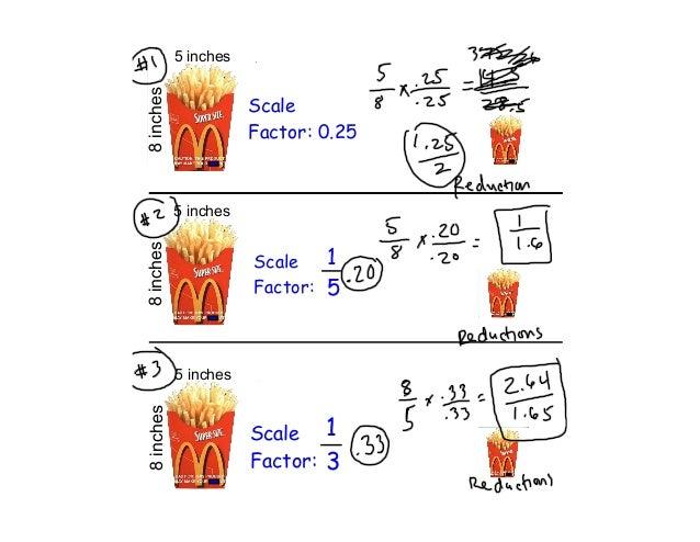 HSA Prep Scale Factor M1 – Scale Factors Worksheet