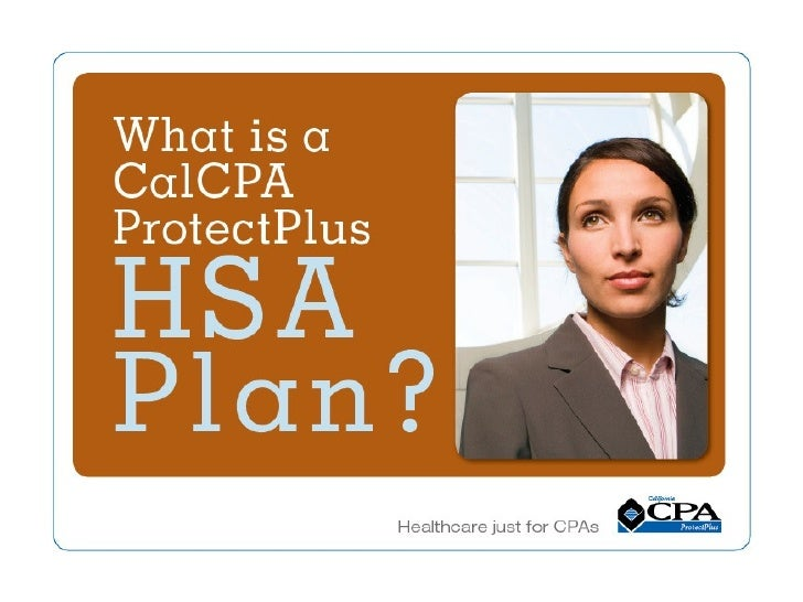 What is CPA ProtectPlus HSA Plan?