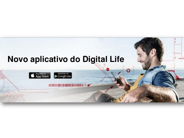 Novo aplicativo do Digital Life