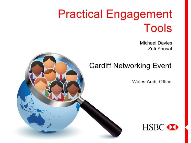 Practical Engagement                Tools                    Michael Davies                       Zufi Yousaf     Cardiff ...