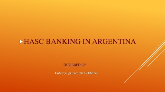 case study on hsbc peso crisis in argentina Many signals suggest that argentina 's latest crisis has, for now,  who teaches an exxel case study  argentina sees revival of private equity players.