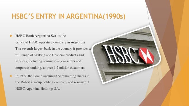 hsbc in argentina 2018-08-14 welcome to hsbc business banking: switch to us for our award-winning service, local business banking support and international expertise.