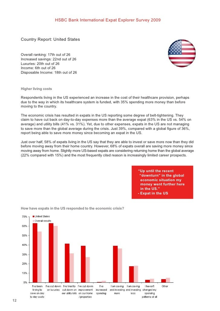Hsbc Bank International Expat Survey09