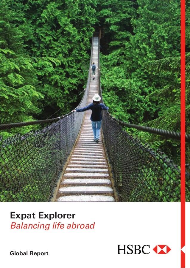 Expat Explorer Balancing life abroad Global Report