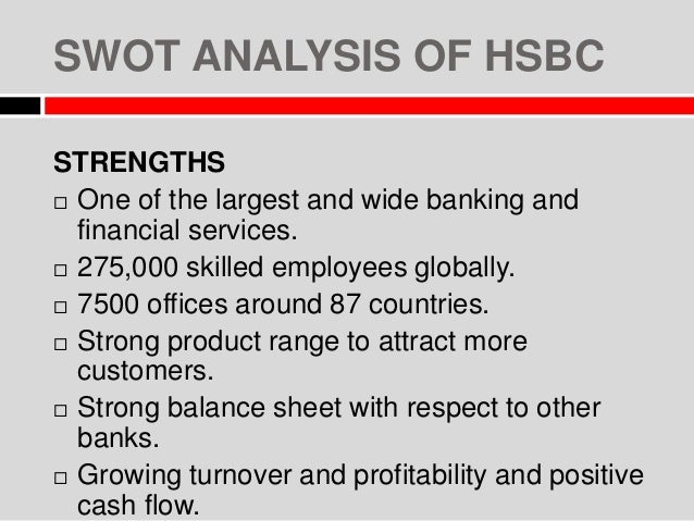 Hsbc Project Or Presentation