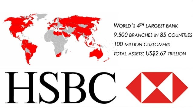 hsbc bank analysis Hsbc holdings company profile - swot analysis: hsbc is facing a difficult turnaround period as it needs to reconsider the validity of its.