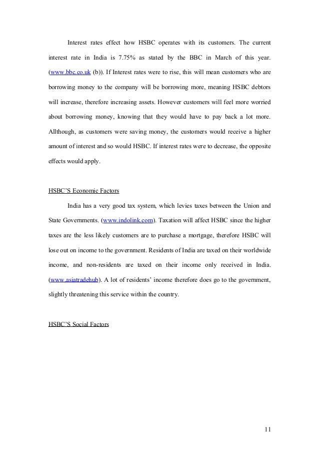 Hsbc marketing mix @myassignmenthelp net