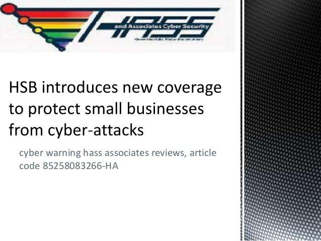 cyber warning hass associates reviews, articlecode 85258083266-HA