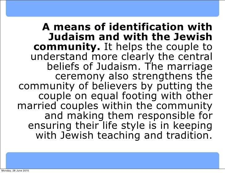 Hsc marriage-judaism-2010 updated