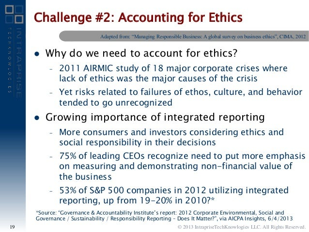 ethics and accounting The government finance officers association of the united states and canada is a professional organization of public officials united to enhance and promote the professional management of governmental financial resources by identifying, developing and advancing fiscal strategies, policies, and practices for the public benefit.