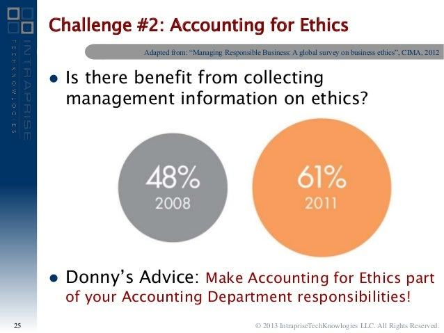 "accounting and business ethics The world's biggest accounting  director of the centre for financial analysis and reporting research at cass business school, said: ""accounting scandals happen."
