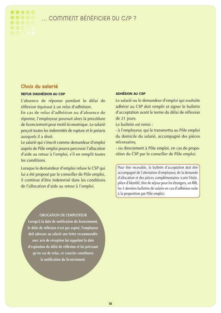 lettre demande attestation employeur pole emploi
