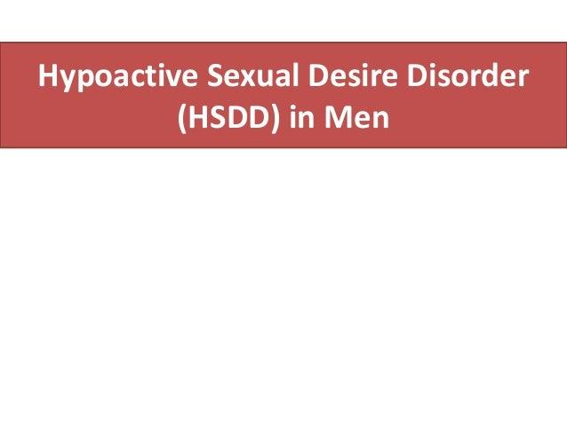 Hypoactive sexual desire definition