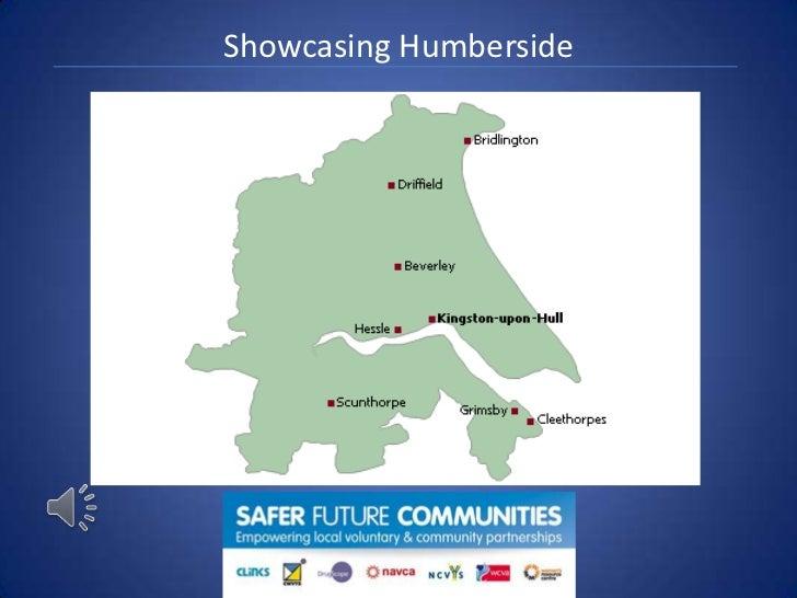 Showcasing Humberside