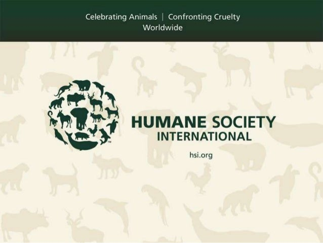 Holistic Way Forward on Agriculture: Supporting Animal Welfare, Livelihoods, and Food Security Geoff Orme-Evans Humane Soc...