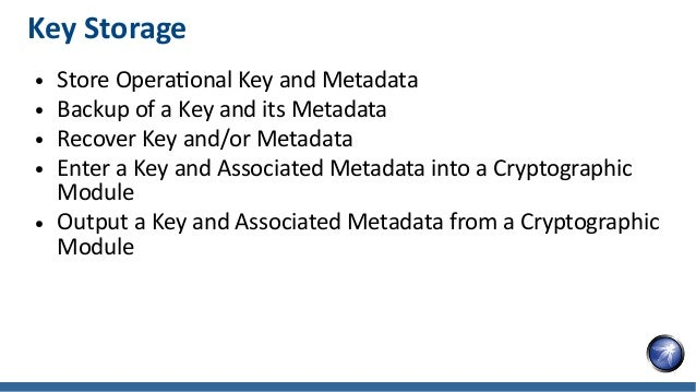Secure Your Encryption with HSM Slide 11