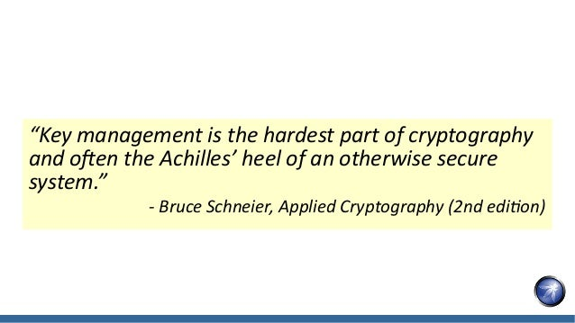 Secure Your Encryption with HSM Slide 7