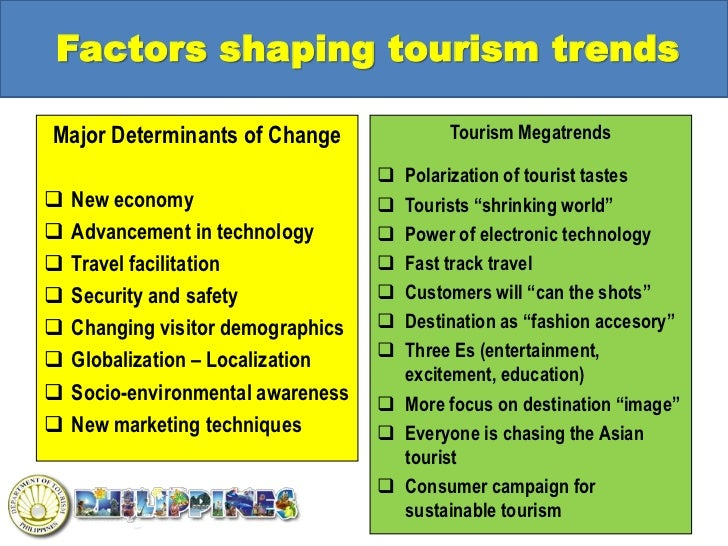 an overview of trends in tourism Dark tourism (description of concept, trends, and types of travelers) buda, d,  martini, a & biran, a jun-2017 the sage international encyclopedia of travel.