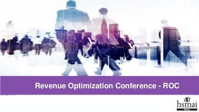 Revenue Optimization Conference - ROC